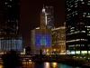 Il Grattacielo Wrigley a Chicago