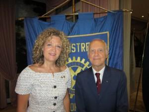 Benvenuti generale Eugenio e dr.ssa Maria Carla