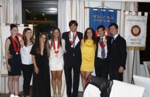 Past President e Presidenti 2014-2015 Rotaract Roma Capitale, Roma Capitolino, Roma Cassia e Roma Nord Ovest