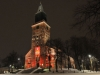 The Turku Cathedral in Finlandia